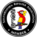Picture of the Southeastern Repeater Association logo.