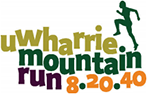 Picture of the Uwharrie Mountain Run logo.